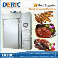Best Selling Smoker Oven for Fish/ Beef/ Sausage/Chicken/ Bacon