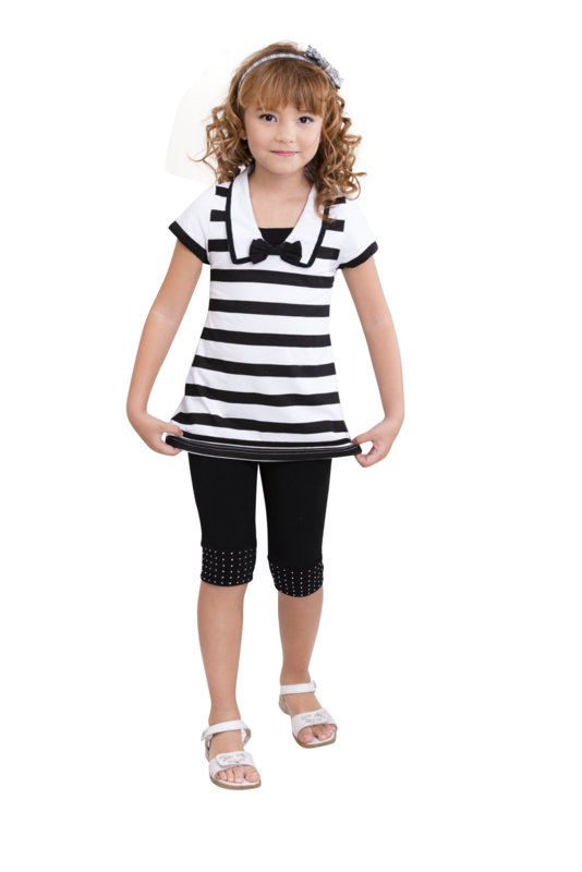Casual kids clothing wholesale outfits children clothing distributors