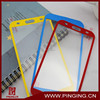 new diamond tempered glass screen protector for samsung galaxy note 2 n7100 screen protector