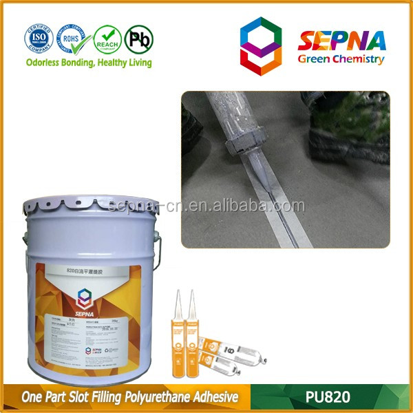 Polyurethane Joint Adhesive Concrete Road Sealant
