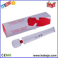 Silicone Z-Neck Japen 2016 New Sex Wand Ejaculating porn av vibrator
