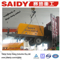 SAIDY Brand Culluar Light weight Concrete Lightweight Foam Concrete Machinery