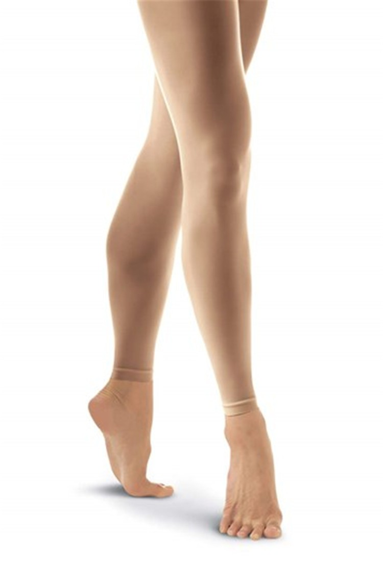 Wholesale Ballet Dance Gym Practice Sports Wear Adults Kids Footless Tights