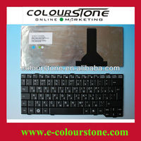 Brand New Russian Laptop Keyboard For Fujitsu SA3650 SI3655 Series RU Black 71GF30242-00