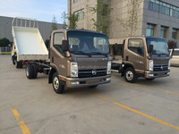High Quality New Cabin KAMA Truck with ISUZU Engine