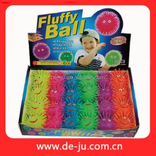 Children Colorful Personality Animal Fluffy Ball
