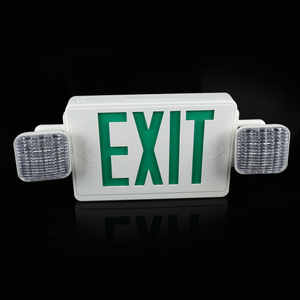 Led emergency exit lamp exit signs with emergency lights