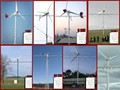 150W-100KW Wind generator for home and commercial use