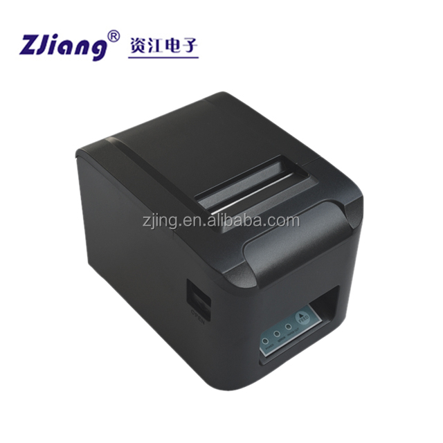 USB+WIFI POS thermal printer with alarm light 80mm printers