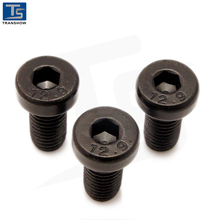 Stock available DIN7984 Low head thin head hexagon cap screw class 12.9