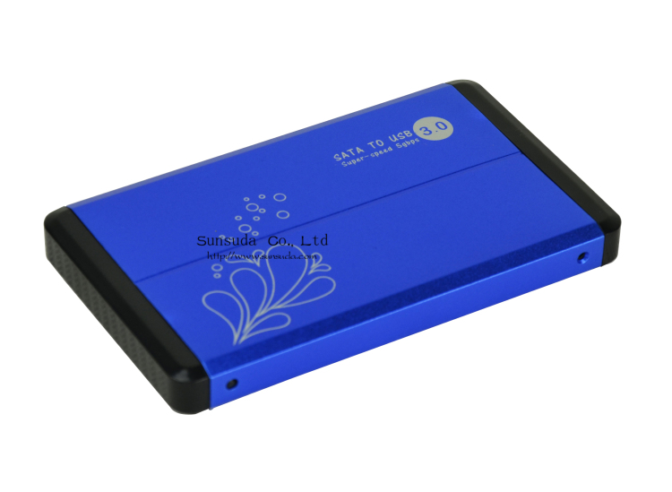 External 2.5 INCH USB3.0 to SATA Masta Enclosure Network Attached Storage Hdd Case