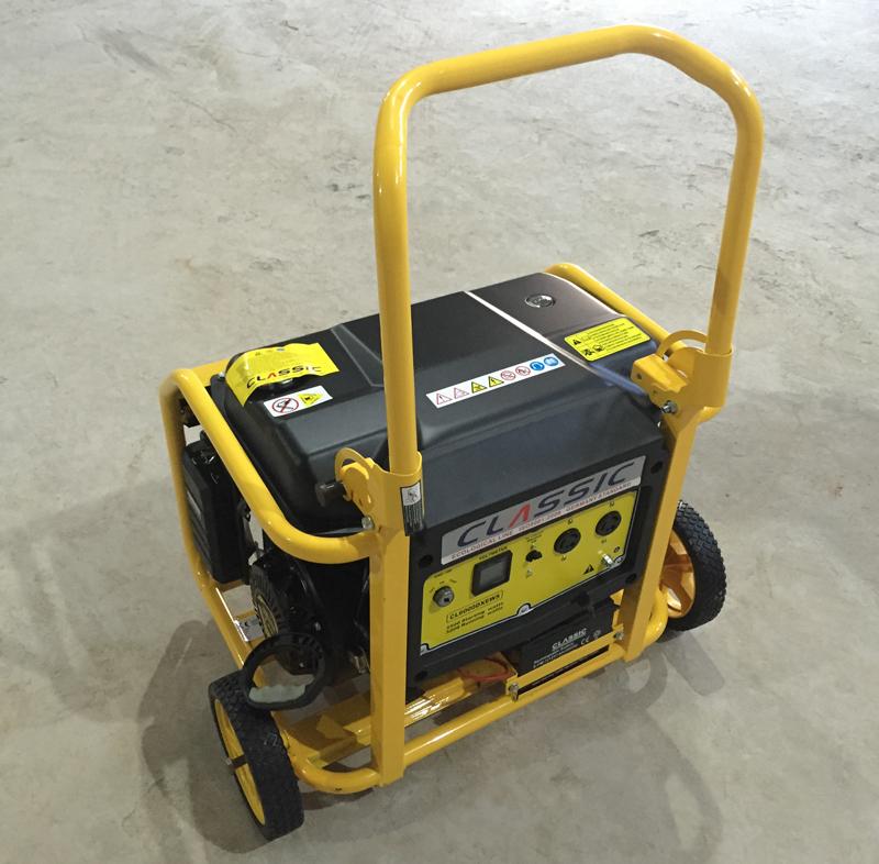 Bison firman generadores 2500 w generador port til de - Generadores de gasolina ...