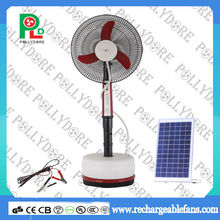 DC Water Mist Fan with LED Light & Timer