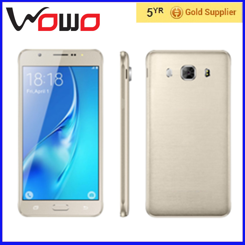 Unlocked Dual SIM Card 5.5 Inch Touch Screen J7 Android China OEM Smartphone