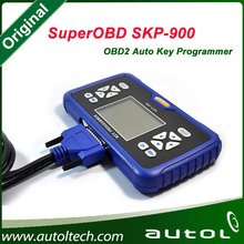 Professional OBD2 Key Programmer SKP 900 Hand-held Key Programmer Can Read Pin Code for Many Vehicles