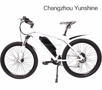 Yunshine new model G-She,for sale cross type mountain electric bike