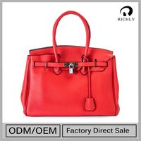 Custom Made Cheap Price Leather Laptop Bag