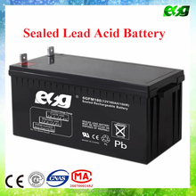 UPS inverter battery 12V 180ah dry battery