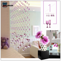 New style Window Curtain decorations Crystal Bead Curtains for windows