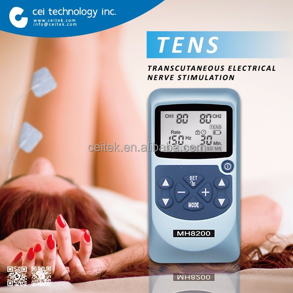 Obstetric TENS Stimulator electric physical therapy machine Pregnant therapy apparatus