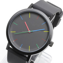 supplier watch stainless steel back water resistant Japan movt watch price of different style