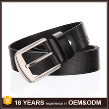 Top Selling Online Cowhide Strap Wholesale Mexican Genuine Leather Belt for Men