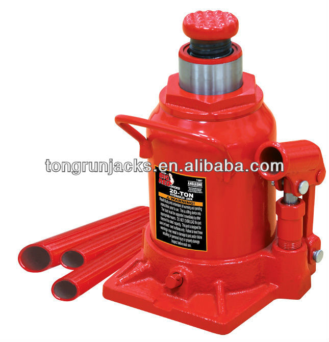 Torin BigRed 20Ton Hydraulic Auto Lift Bottle Jack