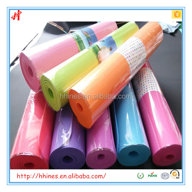 wholesale yoga mat material