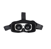 high performance headset virtual reality watching TV/movies/videos/games directly just by bluetooth or wifi