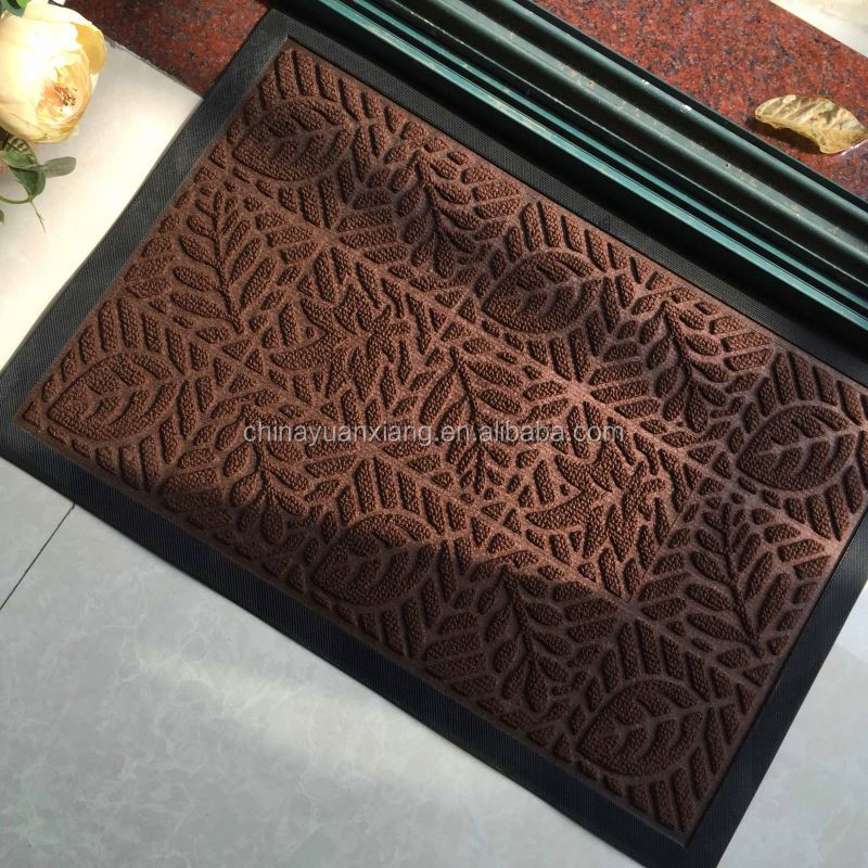 Chemical Fiber PP Synthetic Floor Mats