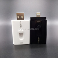 SD reader usb flash drive with logo istick disk