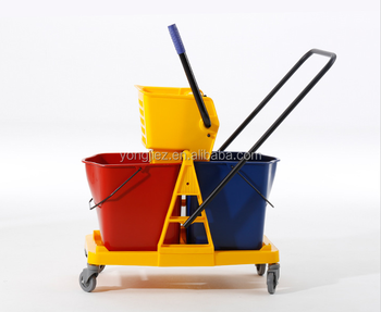 Factory Directly Provide Made In China Mop Wringer Bucket