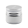 Luxury Beauty Cream Silver Bottle Aluminum