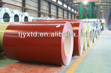 Prepainted galvanized Steel Coil (PPGI/PPGL) / Color Coated Steel/CGCC/Roofing steel material