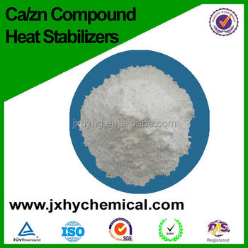 non Toxic Organic Ca/Zn Stabilizer for Soft PVC Clear Film
