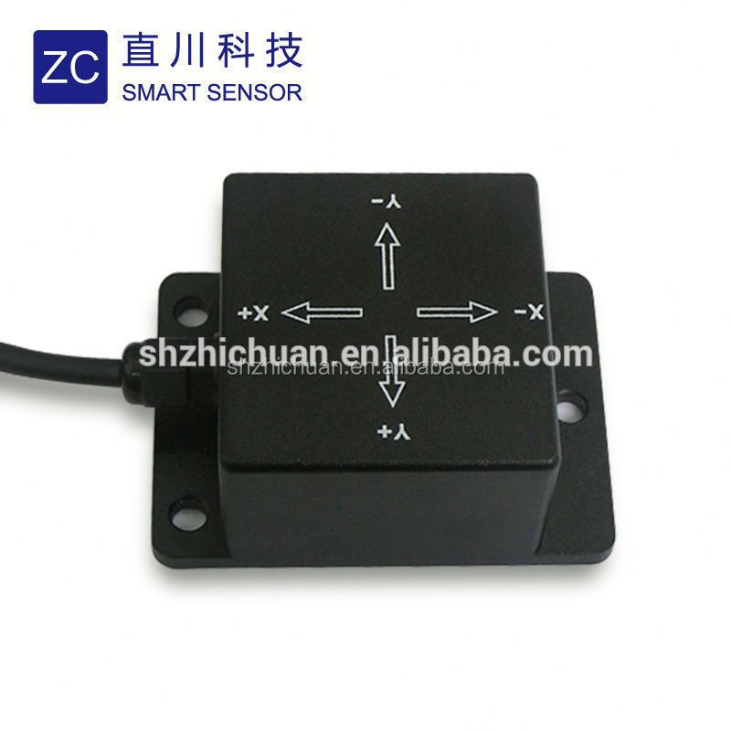 (ZCT205DL-I2)Chinese manufacturer customized dual axis MEMS inclinometer sensor