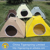 Simple comfortable pop up dog house tent