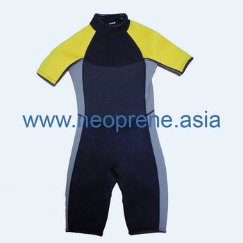 Neoprene Surfing Suit For Kids