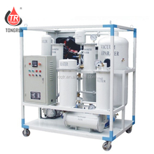 Turbine Oil Hydraulic Oil Purifier Oil Filtering Percolator