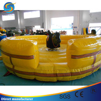 Commercial mechanical bull for sale, bull riding machine for sale, mechanical rodeo bull price