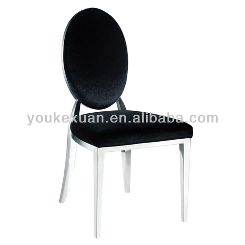 Youkexuan hotel chair stainless steel HC-90056