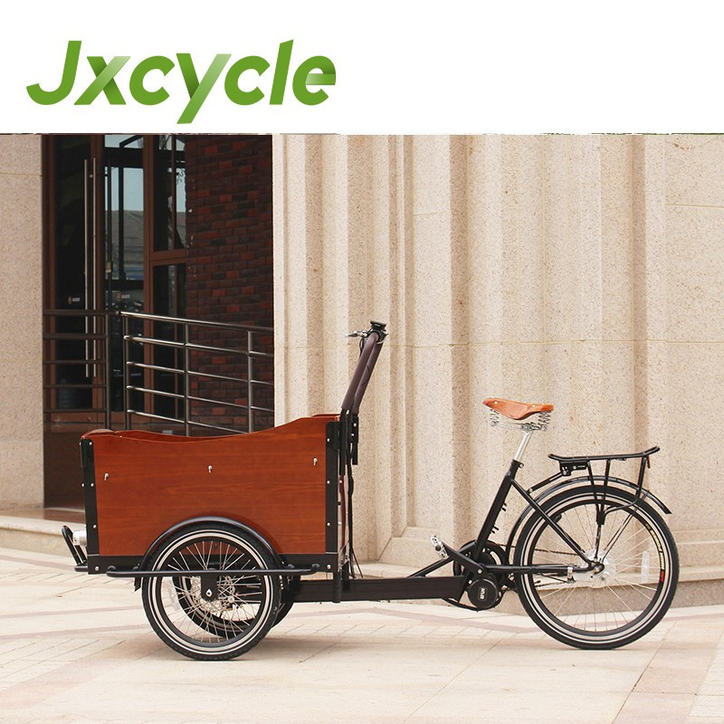 3 Wheel Tricycle for Family/Kids/Cargo