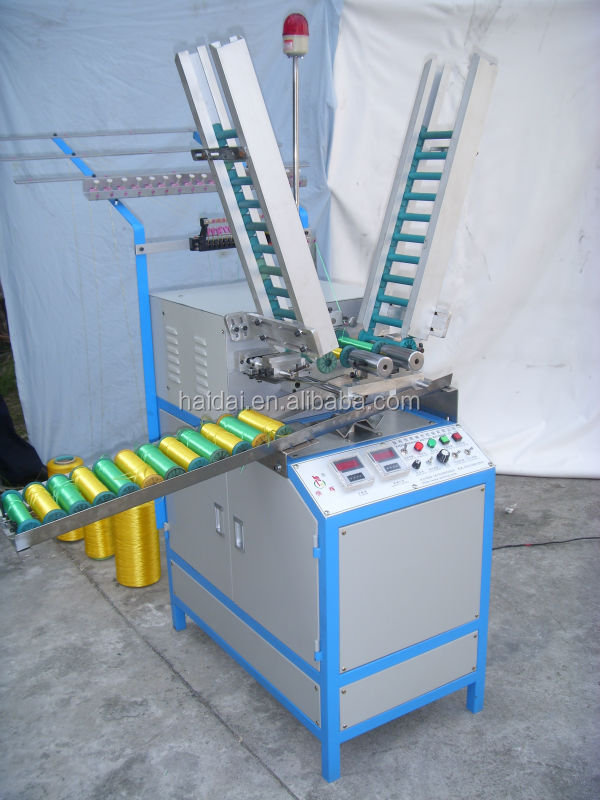 High speed automatic yarn bobbin winder machine