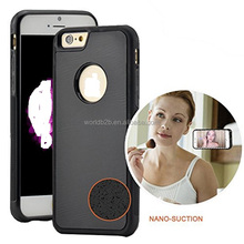 Anti-Gravity Selfie Case Magical Nano Sticky for iPhone 8 Plus