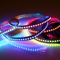 SK6812 (Similar WS2812B) 6.6ft 3.3ft/144leds/pixels Individually Addressable Flexible Dream Color LED Strip non-waterproof