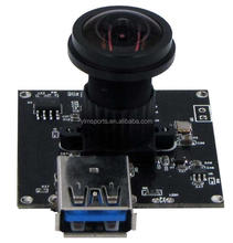 5Megapixel USB 3.0 Fisheye 180degree USB Camera Module 5MP 50fps 30fps High Speed UVC OTG Webcam for Android Linux Windows Mac