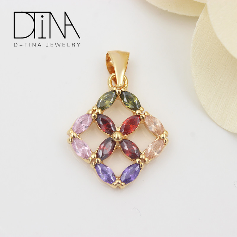Unique sacred geometry zircon alloy <strong>Pendant</strong>