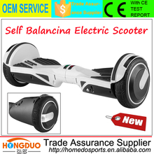 electric self balance board scooter