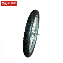 "20"" bicycle trailer pu foam rubber wheels 20x2.125"