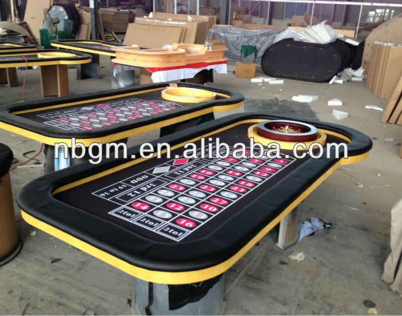 84 pollici tavolo da poker deluxe con ruota della roulette tabelle id prodotto 1278709040 - Il tavolo della roulette ...